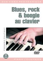 Blues, rock et boogie au clavier